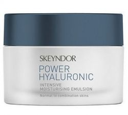 Power Hyaluronic Emulsao Hidrat Intensiva pele normal, mista a oleosa 50ml  Skeyndor