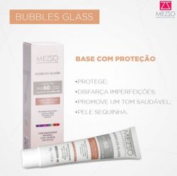 Fotoactive Bubbles Glass - FPS 60 Correction Color - 45g - Mezzo