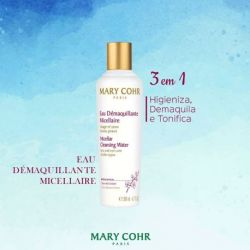 Eua Demaquillante Micellaire - 200ml - Mary Cohr Paris