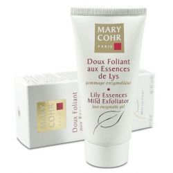 Doux Foliant aux Essences de Lys - Gel gommage enzimatica 50ml - Mary Cohr Paris