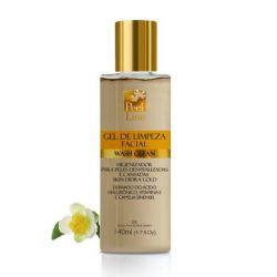 Gel de limpeza facial Wash Clean Skin Hidra Gold - 140ml - Peel Line