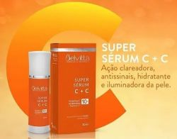 Super Serum C+ C  Serum vitamina c nano 30ml Belvittà